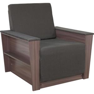 Кресло кровать Шарм-Дизайн Бруно 2 серый.