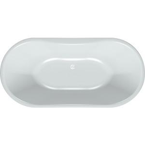 Акриловая ванна с аэромассажем Kolpa-san Comodo FS Air 185x90 см, овальная, на каркасе, слив-перелив цены онлайн