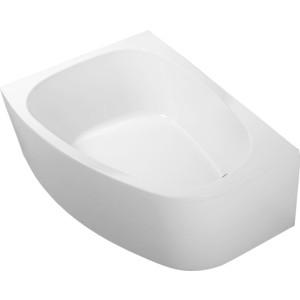 Акриловая ванна с гидромассажем Kolpa-san Chad Oxygen R 170x120 см, правая, на каркасе, слив-перелив акриловая ванна cersanit joanna 160х95 см правая ультра белая wa joanna 160 r w