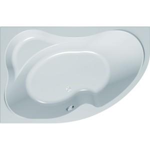 Акриловая ванна с гидромассажем Kolpa-san Lulu Luxus R 170x110 см, правая, на каркасе, слив-перелив панель фронтальная для ванны kolpa san lulu 170x110 см