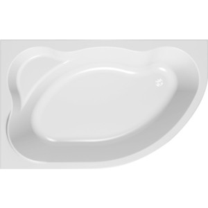 Акриловая ванна с гидромассажем Kolpa-san Amadis Magic R 160x100 см, правая, на каркасе, слив-перелив акриловая ванна cersanit joanna 160х95 см правая ультра белая wa joanna 160 r w