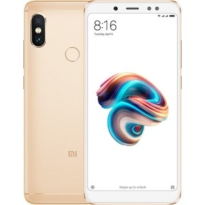 Смартфон Xiaomi Redmi Note 5 3/32GB Gold смартфон xiaomi redmi 5 3 32gb gold