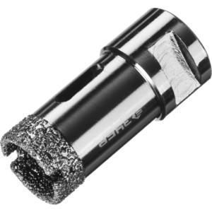 Коронка алмазная универсальная Зубр 25мм М14 Профессионал (29865-25)