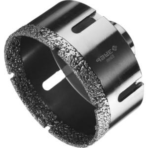 Коронка алмазная универсальная Зубр 83мм М14 Профессионал (29865-83) цена