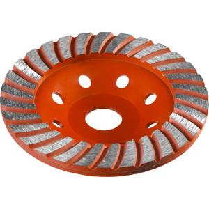Чашка алмазная шлифовальная Зубр по бетону Мастер 125 мм (33375-125)