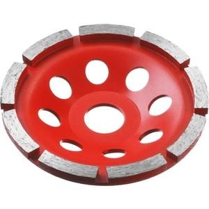 Чашка алмазная шлифовальная Зубр по бетону Мастер 125 мм (33377-125)