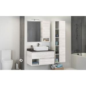 Мебель для ванной Comforty Прага 90 дуб белый