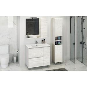 Мебель для ванной Comforty Верона 90 дуб белый