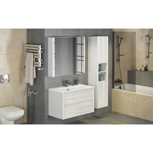 Мебель для ванной Comforty Женева 90 дуб белый