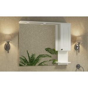 Зеркало-шкаф Comforty Севилья 100 слоновая кость (3132628)