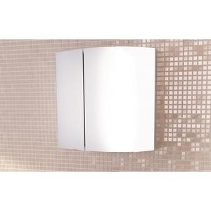 Зеркальный шкаф Comforty Лаура 60-2 белый глянец правый (3119850)
