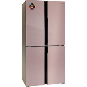 лучшая цена Холодильник Hiberg RFQ-490DX NFGP