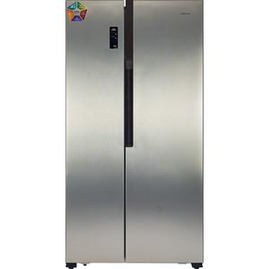 цена на Холодильник Hiberg RFS-67D NFS