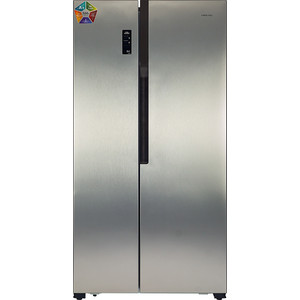 Холодильник Hiberg RFS-67D NFS все цены