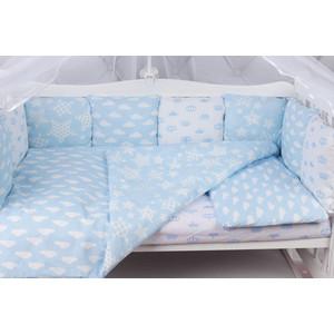 Борт в кроватку AmaroBaby 12 предметов (12 подушек-бортиков) ВОЗДУШНЫЙ