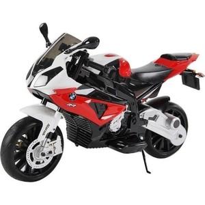 Электромотоцикл Jiajia BMW S1000RR на аккумуляторе 12V цвет красный - JT528-red
