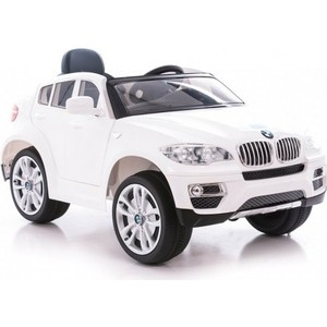 Электромобиль Jiajia BMW Х6 Белый - JJ258-W