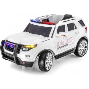 Радиоуправляемый электромобиль CHIEN TI Explorer Police 12V 2.4G Белый - CH9935-W salomon w max 12 с креплениями m xt10 ti w c9 16 17