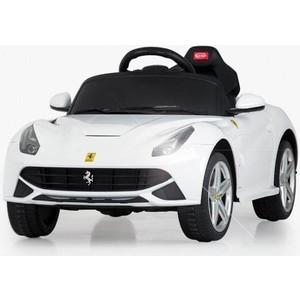 Радиоуправляемый электромобиль Rastar Ferrari F12 12V Белый - 81900 rastar 1 24 ferrari ff 40 mhz 46700w белый