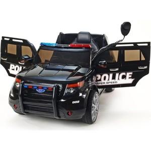 Радиоуправляемый электромобиль CHIEN TI Ford Explorer Police 12V 2.4G черный - CH9935-B цена