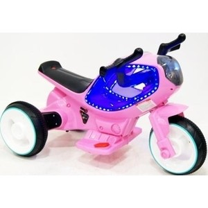 Электромотоцикл Jiajia HC1388, розовый - HC-1388-PINK