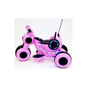 Электромотоцикл River Toys HL30.00000, розовый - HL30.00000-PINK