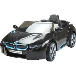 Радиоуправляемый детский электромобиль Jiajia Jiajia JE168 BMW i8 Concept 12V черный - JE168