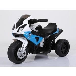 Электромотоцикл River Toys JT5188, синий - JT5188-BLUE