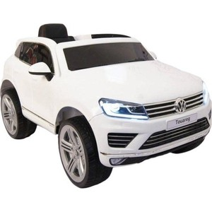 Электромобиль Jiajia Volkswagen Touareg 4WD RTR - VOLKSWAGEN-TOUAREG-WHITE