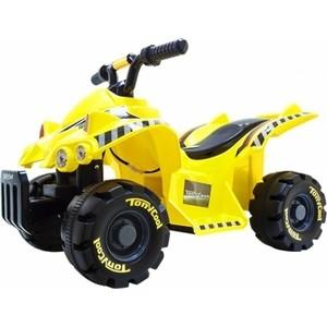 Детский электроквадроцикл Jiajia желтый - 8070390-yellow