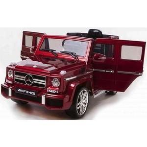 Электромобиль Harleybella Гелендваген Mercedes G63 (Красный) HL168-R harleybella детский электромобиль джип красный s2388 r