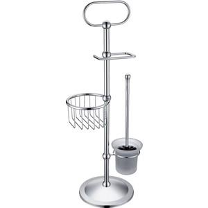 Стойка в ванную комнату Timo Nelson хром (150085/00) стойка стелла с1 00 09 00 синий