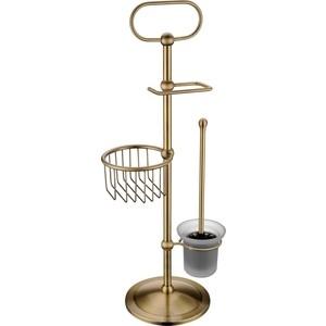 Стойка для туалета Timo Nelson бронза (160085/02)