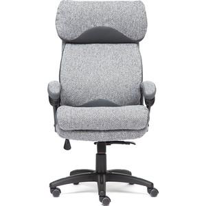 Кресло TetChair DUKE ткань серый м-24/12