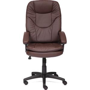 Кресло TetChair COMFORT LT кож/зам коричневый 36-36