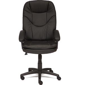 Кресло TetChair COMFORT LT кож/зам черный 36-6