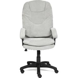 Кресло TetChair COMFORT LT ткань серый, мираж грей