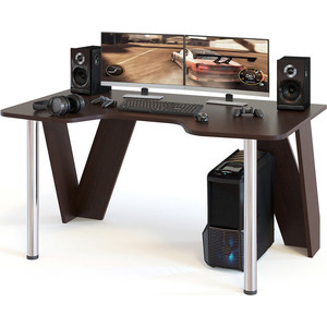 Компьютерный стол СОКОЛ КСТ-116 венге hansgrohe croma select s 1jet 26564400
