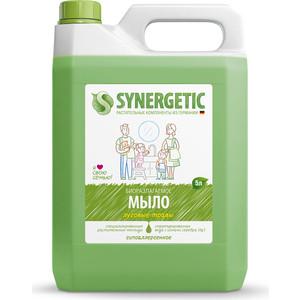 Жидкое мыло Synergetic Луговые травы, канистра, 5 л