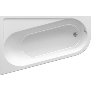 Акриловая ванна Ravak Chrome 170x105 левая, с ножками (CA31000000, CY81000000)