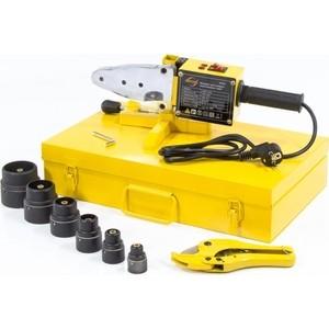 Аппарат для сварки пластиковых труб DENZEL DWP-1500 аппарат для сварки пластиковых труб rotorica ct 63gf