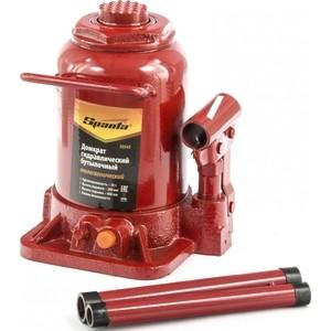 цена на Домкрат гидравлический бутылочный SPARTA телескопический 10т (50345)