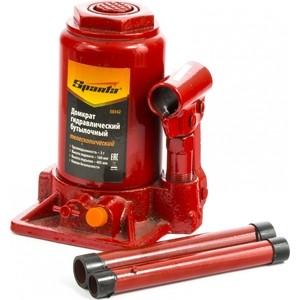 Домкрат гидравлический бутылочный SPARTA телескопический 3т (50342) домкрат гидравлический бутылочный sparta телескопический 3т 50342