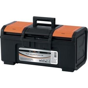 Ящик для инструментов Stels усиленный 19 (90762) ящик для инструментов stels 16 17 5х21х41 90711
