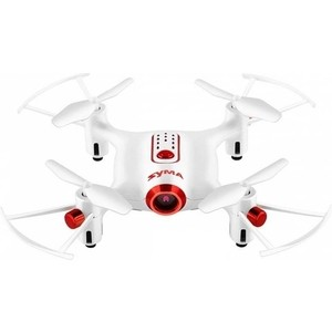 Радиоуправляемый квадрокоптер Syma X20W с FPV трансляцией Wi-Fi, барометр RTF 2.4G - X20W syma x5sw fpv explorers 2 2 4ghz 4ch 6 axis gyro rc headless flying quadcopter drone with hd wifi camera rc drone black white
