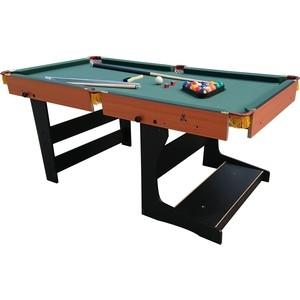 лучшая цена Бильярдный стол DFC TRUST 6 складной