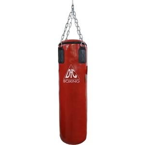 Боксерский мешок DFC HBPV5.1 красный (150х30х50) мешок боксёрский ufc боксерский 36 кг красный