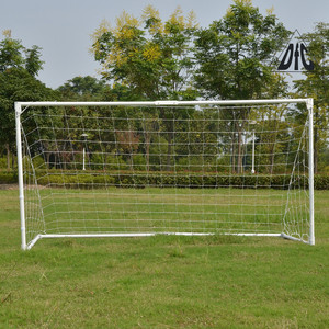 Ворота футбольные DFC GOAL240S 240x120x120 см.