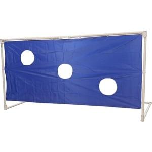 Ворота игровые DFC GOAL240ST 240x120x120 см. с тентом для отрабатывания ударов dfc ворота складные с тентом goal240st