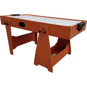 Игровой стол - трансформер DFC KICK 2 в 1 (аэрохоккей, бильярд)